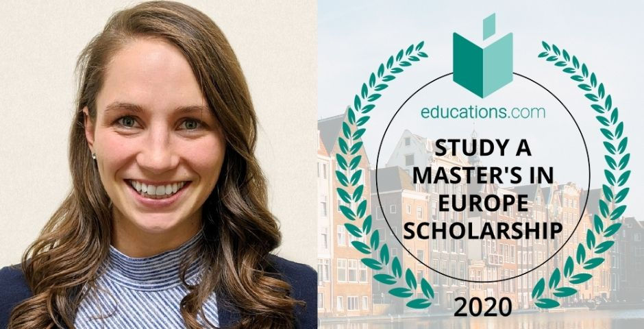 Study a Master's in Europe Scholarship